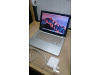 """Apple MacBook Pro A1278 13.3"""" Laptop i7 2.9GHz 8GB RAM 500GB SSD Hard Drive - Sierra"""