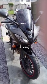 Yamaha FZ6 FAZER S2 for reluctant sale , very low mileage for age