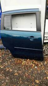 Mazda 5 drivers rear door