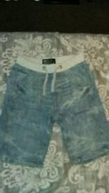 Next Jean Shorts