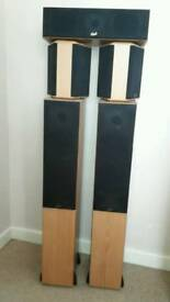Gale Surround Sound Speakers - Excellent Condition.