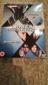 Xmen and xmen 2