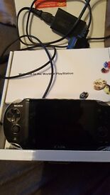 PS Vita wifi 3g