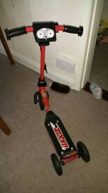 Zoom kids scooter