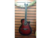 Ibanez AEG24II-THS 1204 Acoustic-Electric Guitar