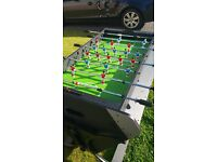 Multi-game Table (football, pool and air hockey)