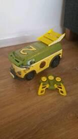 R/C TMNT vehicle
