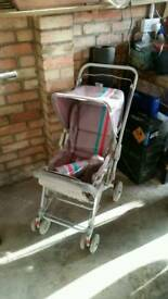 Push chair