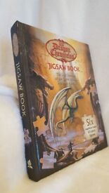 THE DRAGON CHROLNICLES JIGSAW BOOK