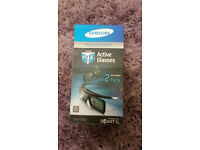 3d Samsung Active Glasses - New in box