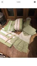 Potterybarn complete nursery set from USA