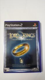 The lord of the rings - The fellowship of the ring (PS2)
