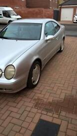 Mercedes CLK 200 Komp