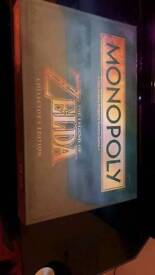 Zelda monopoly new sealed