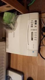 Printer, scanner, copier Brother make