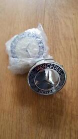 Mercedes Benz wheel caps