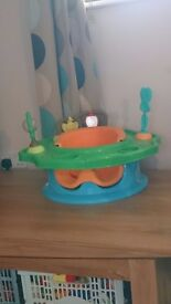 Summer Infant 3-Stage Super Seat Forest Friends, One Colour