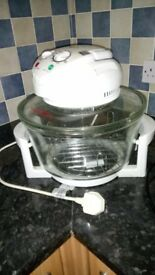 Oven Halogen electric table Top very good condition