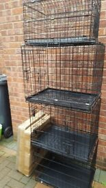 dog beds /cages