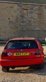 Much Loved Golf VR6 Well Maintained