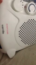 Warmlite electric heater