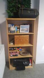 Tall shelves excellent condition