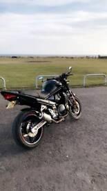 Suzuki bandit gsf650