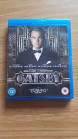 The Great Gatsby DVD Blu-Ray