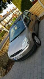 Ford Fiesta Finesse - Semi Automatic