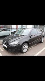 Volkswagen Golf 1.6 Bluemotion Match DSG £20 Road Tax