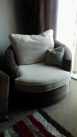 Croner Unit and swivel chair