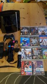 Playstation 3 40GB + loads of extras