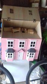 Dolls house for bargain