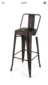 Brand new in a box bar stools x2