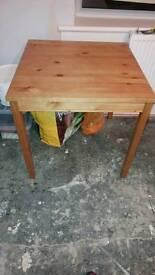 Ikea Jokkmokk Solid wood table (no chairs)