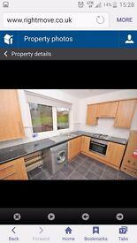 2 bedroom flat in old kilpatrick £425 pcm