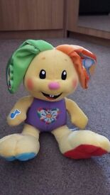 Fisher price interactive bunny