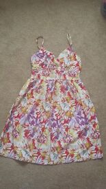 Size 14, Floral Summer Dress