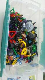Lego technics joblot