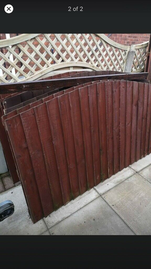 16 Fence Panels In Stoke On Trent Staffordshire Gumtree