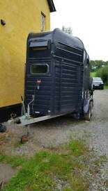 Rice Classic Double Horse Trailer
