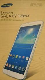 Samsung Galaxy Tab 3 SM-T31016GB, Wi-Fi, 8in - White