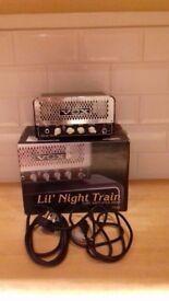Vox Lil Night Train 2w Head amp. Perfect condition.