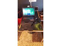 Beautiful Custom OverclockersUK Gaming Laptop w/ Peripherals