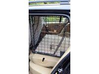 Barjo large car dog cage