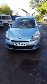 Renault grand scenic 7 seater. 1owner full service history immaculate condition must be seen