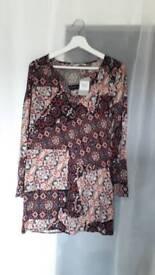 Ladies tu tunic top(new)