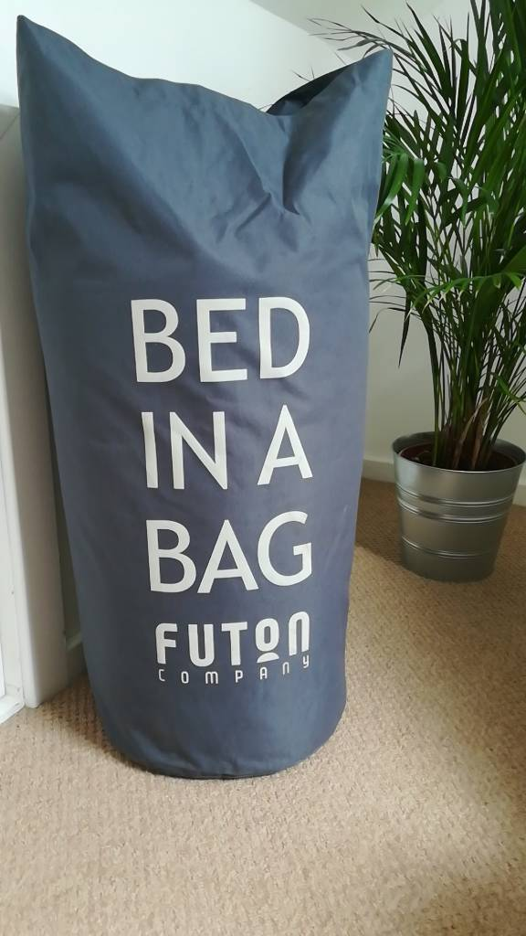Futon Company Bed In A Bag Roll Out Mattress Sleepover Camping Mat
