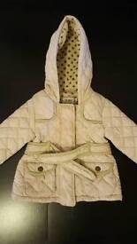 Next 9-12 month old coat