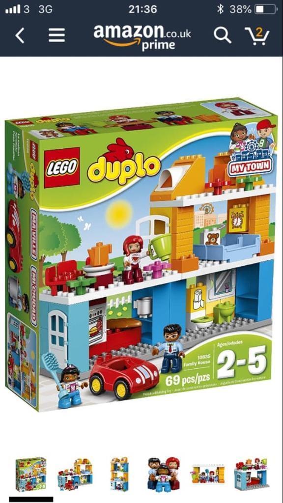 Lego Duplo House In Wymondham Norfolk Gumtree
